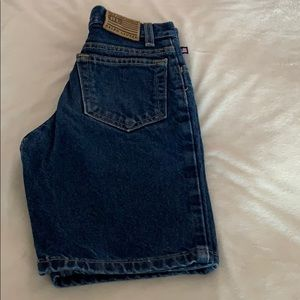 Polo Jeans Co boy's denim shorts Size 6
